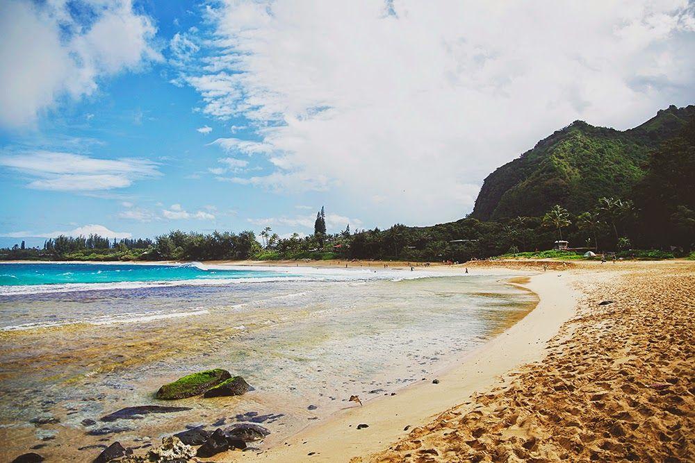 kauai plages- Fringe and Frange