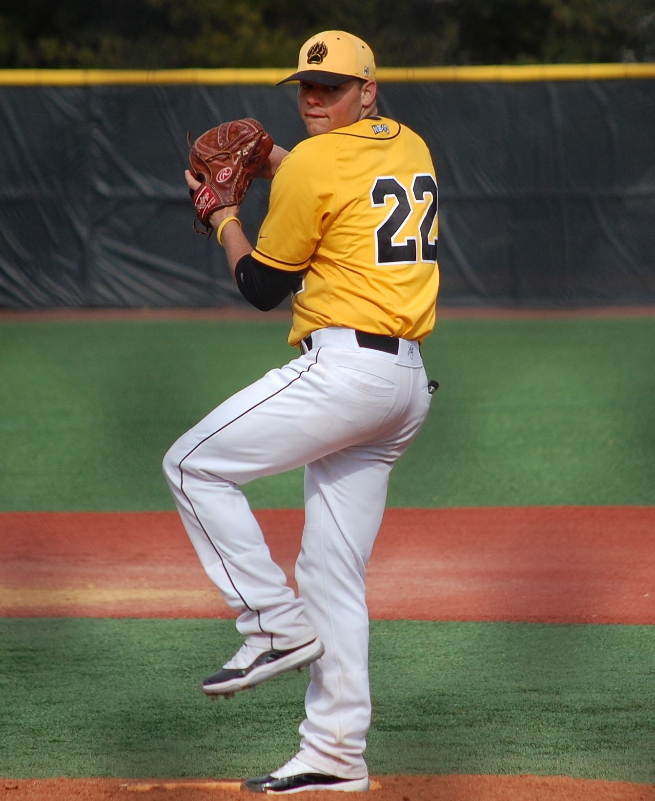 Centerville, Mass. Adelphi University baseball players