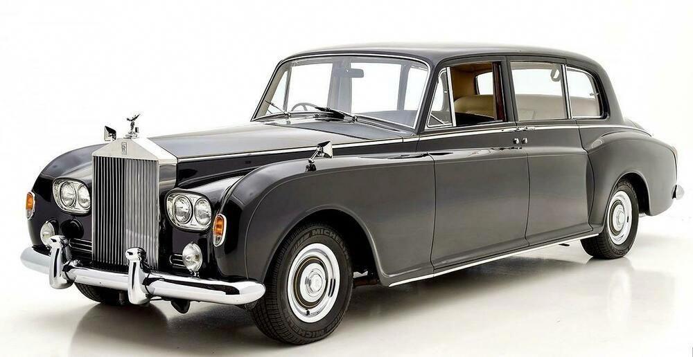 Ebay 1960 Rolls Royce Phantom V Park Ward Limousine Classiccars