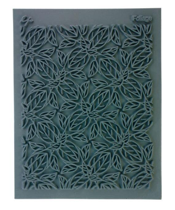 JHB Lisa Pavelka 327090 Texture Stamp Kit Flourish