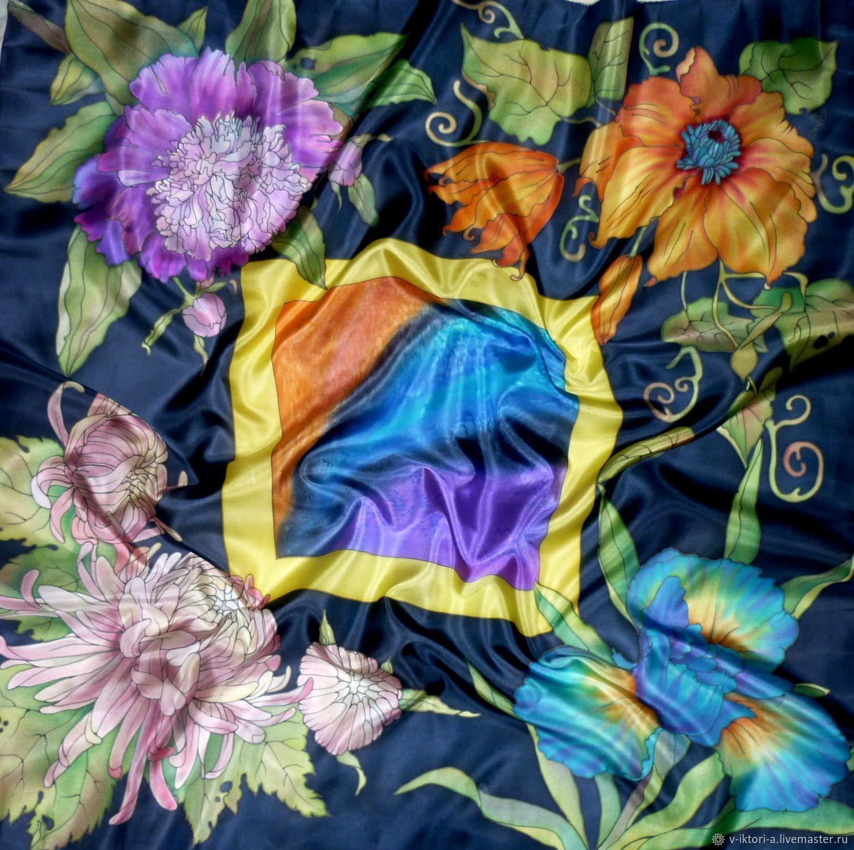 купить тканевый платок