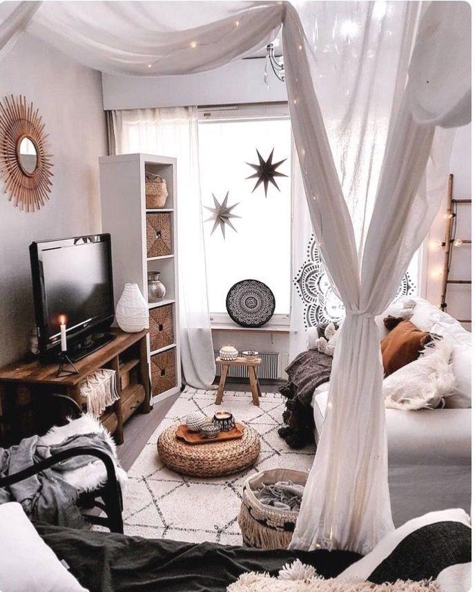 Best Vsco Goodvibesandhightides Apartment Living Room 400 x 300