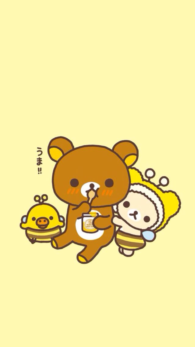 Wallpaper Rilakkuma Pinterest Wallpapers, Rilakkuma