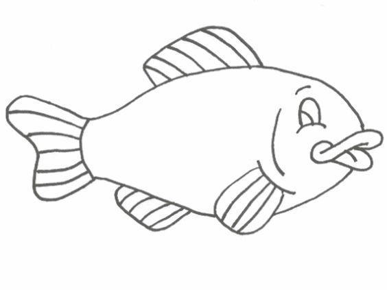 Fish Coloring Pages 22 272392 High Definition Wallpapers