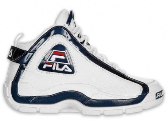 Fila Grant Hill 2 '96 | 90s basketball shoes, Sneakers