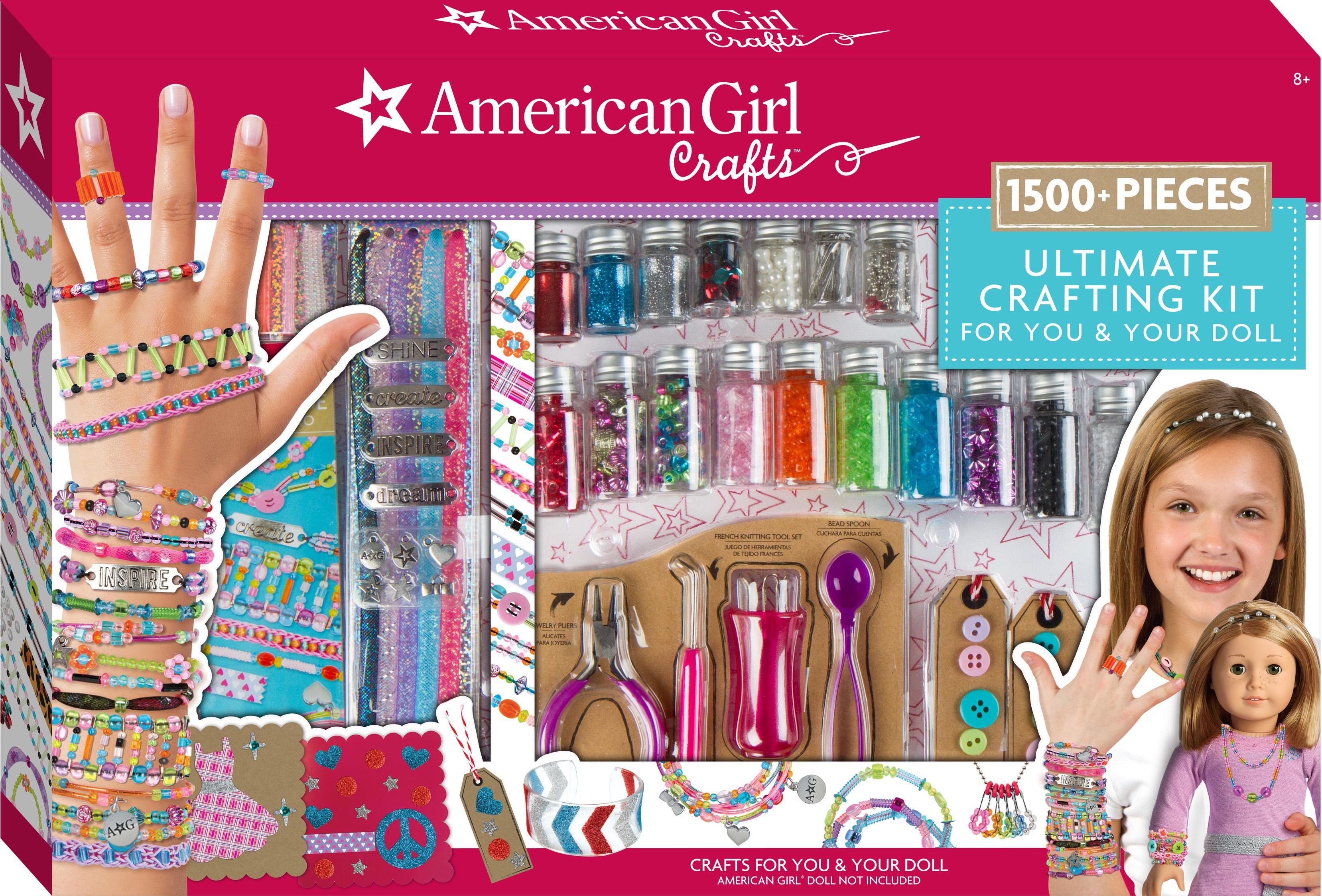 American Girl Ultimate Crafting Super Set Girl Christmas Giftschristmas