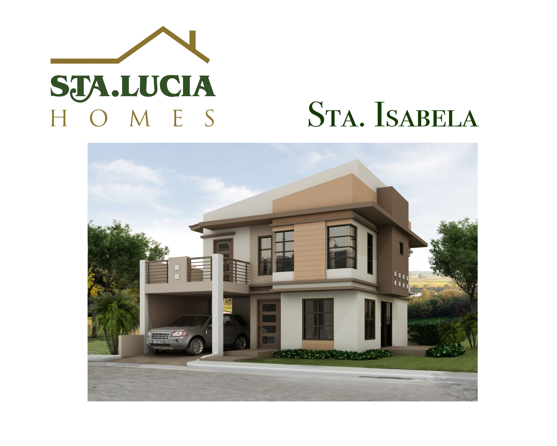 Lucia homes modern isabela