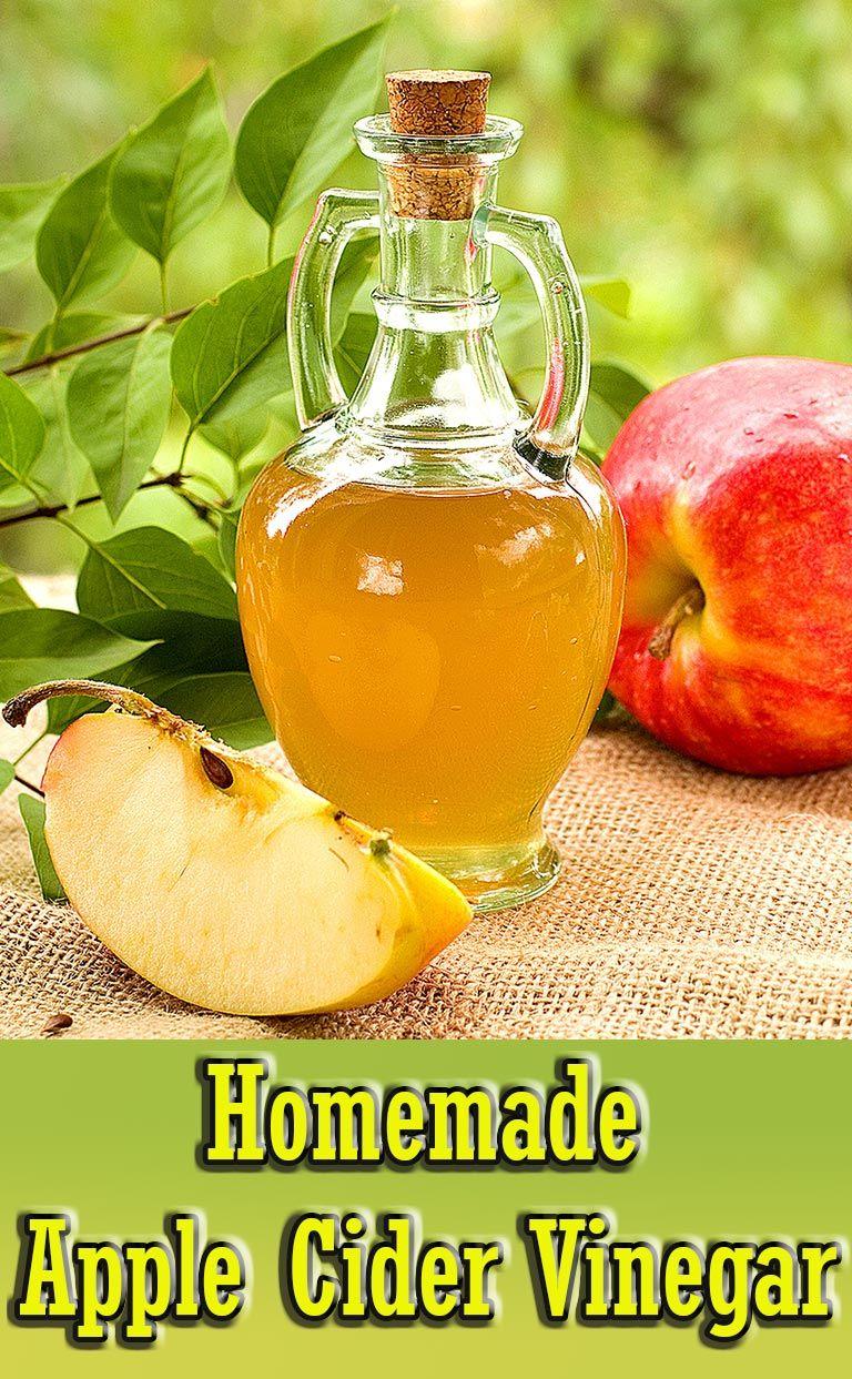 DIY Make Your Own Apple Cider Vinegar Elma sirkesi