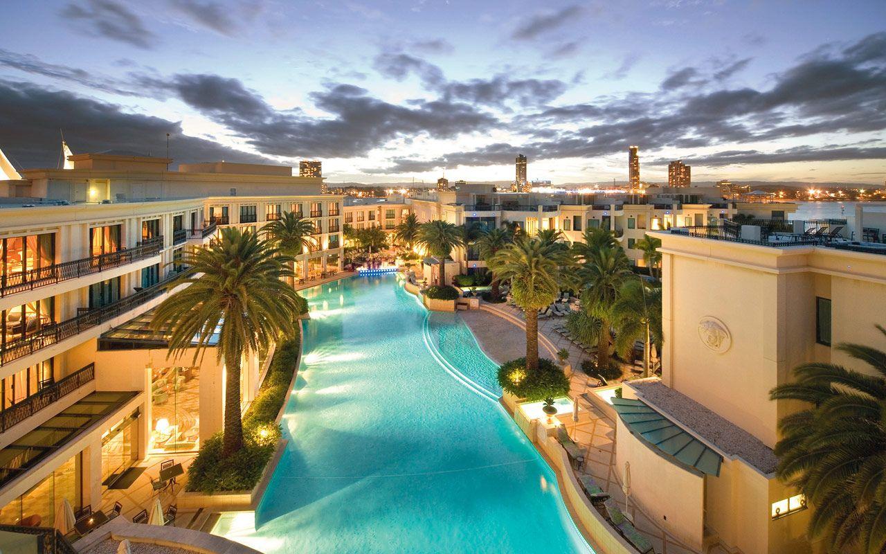 Luxury Hotels Palazzo Versace Hotel Gold Coast Australia