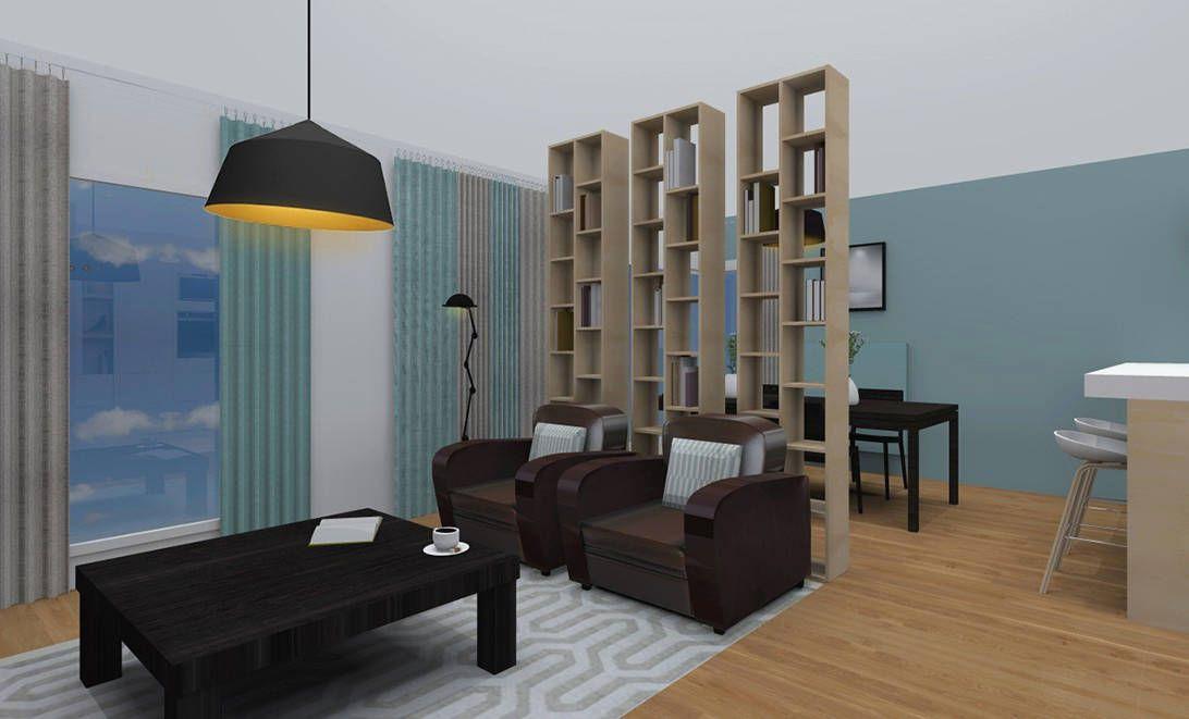 Separation Salon Couloir Separation Salon Couloir Meuble Separation Cuisine Salon Charmant Bar Separation Cuisine Home Decor Interior Design Design