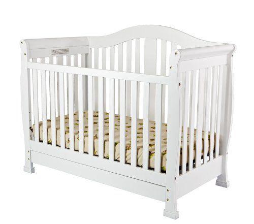Dream On Me Addison Crib White Cribs Convertible Crib Baby Cribs