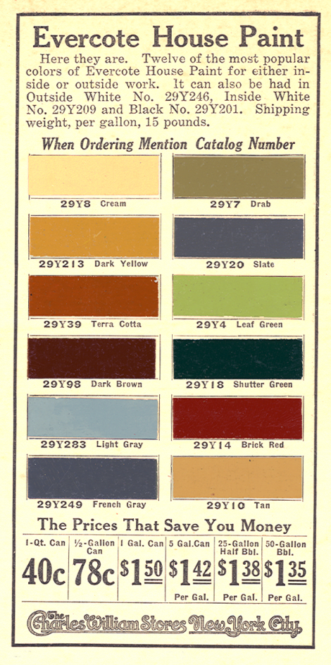 Por Vintage Paint Colors From The Early 20th Century Funny This Looks Like My Living Room