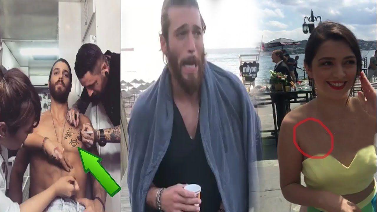 ERKENCİ KUŞ 4  Bölüm Eğlenceli Kamera Arkası (Can Yaman Ve