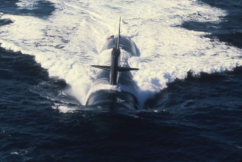 uss sturgeon ssn-637 | sturgeon class nuclear fast attack