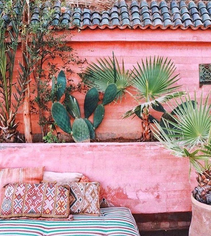 boho home » bohemian life » exotic interiors & exteriors » eclectic ...