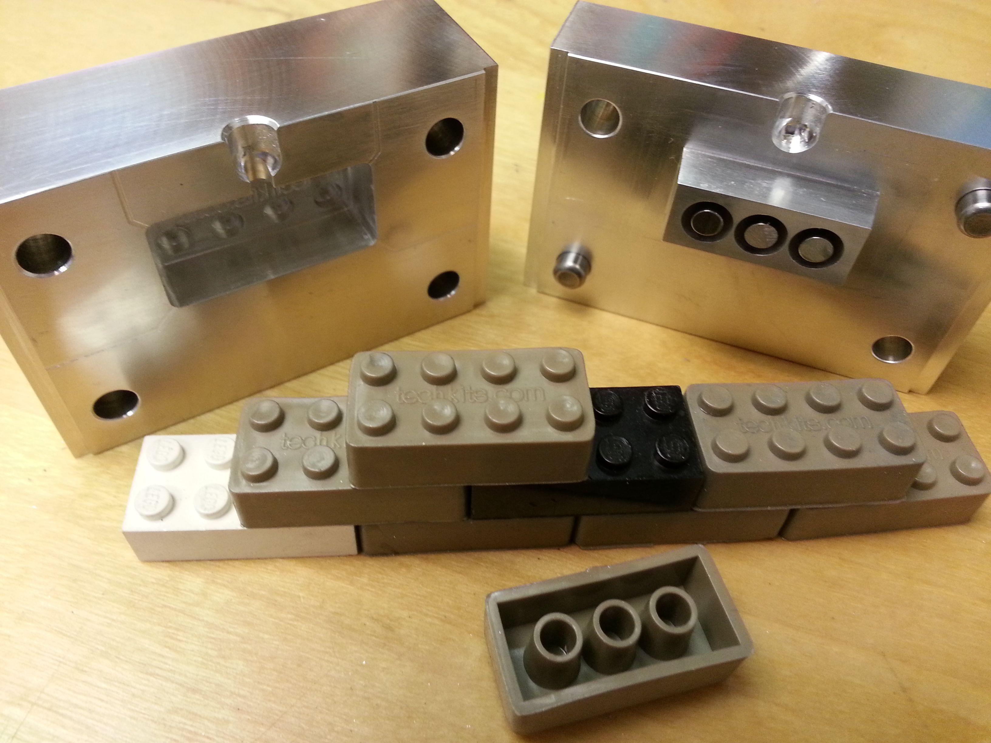 Mold Your Own Plastic Interlocking Bricks Engineering