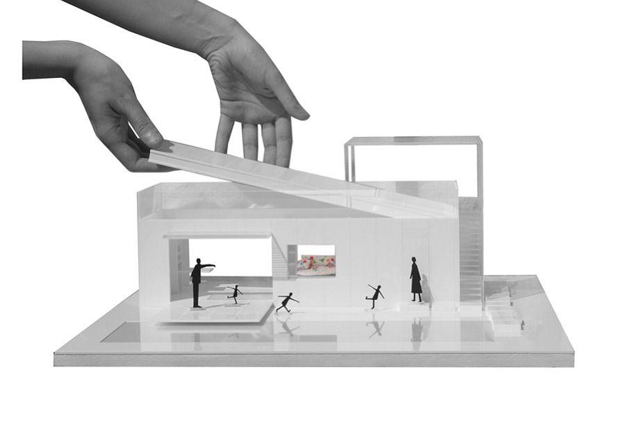 la casa-roulotte - la buhardi arquitectura&grafico