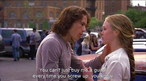 Movies Love Quotes 10 Things I Hate About You: 10 Things I Hate About You (Heath Ledger, Julia Stiles