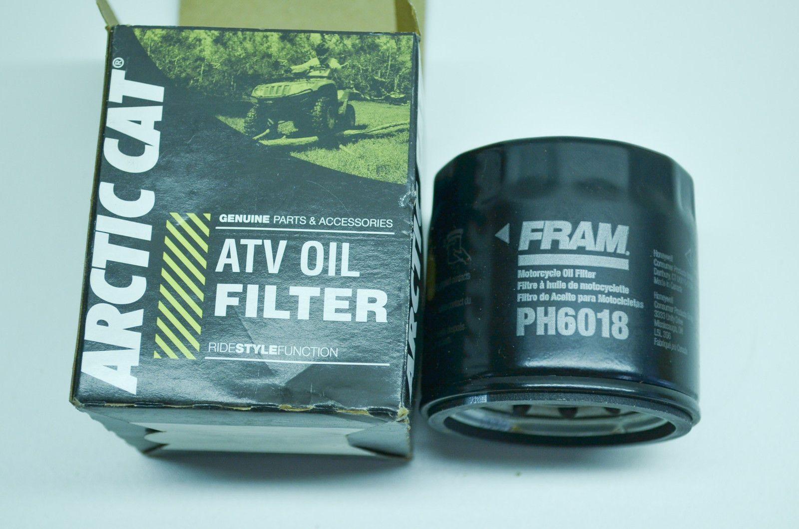 NEW OEM Arctic Cat Oil Filter Wildcat 1000 ATV Prowler 700