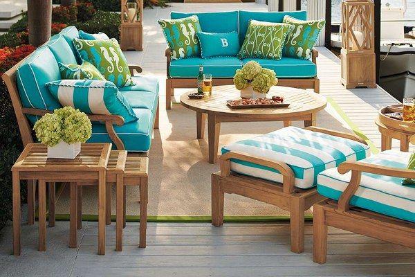 Charming Ako Si Vybrať Záhradné Sedenie