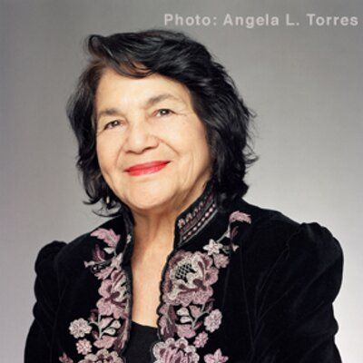 Dolores Huerta #MarchForERA