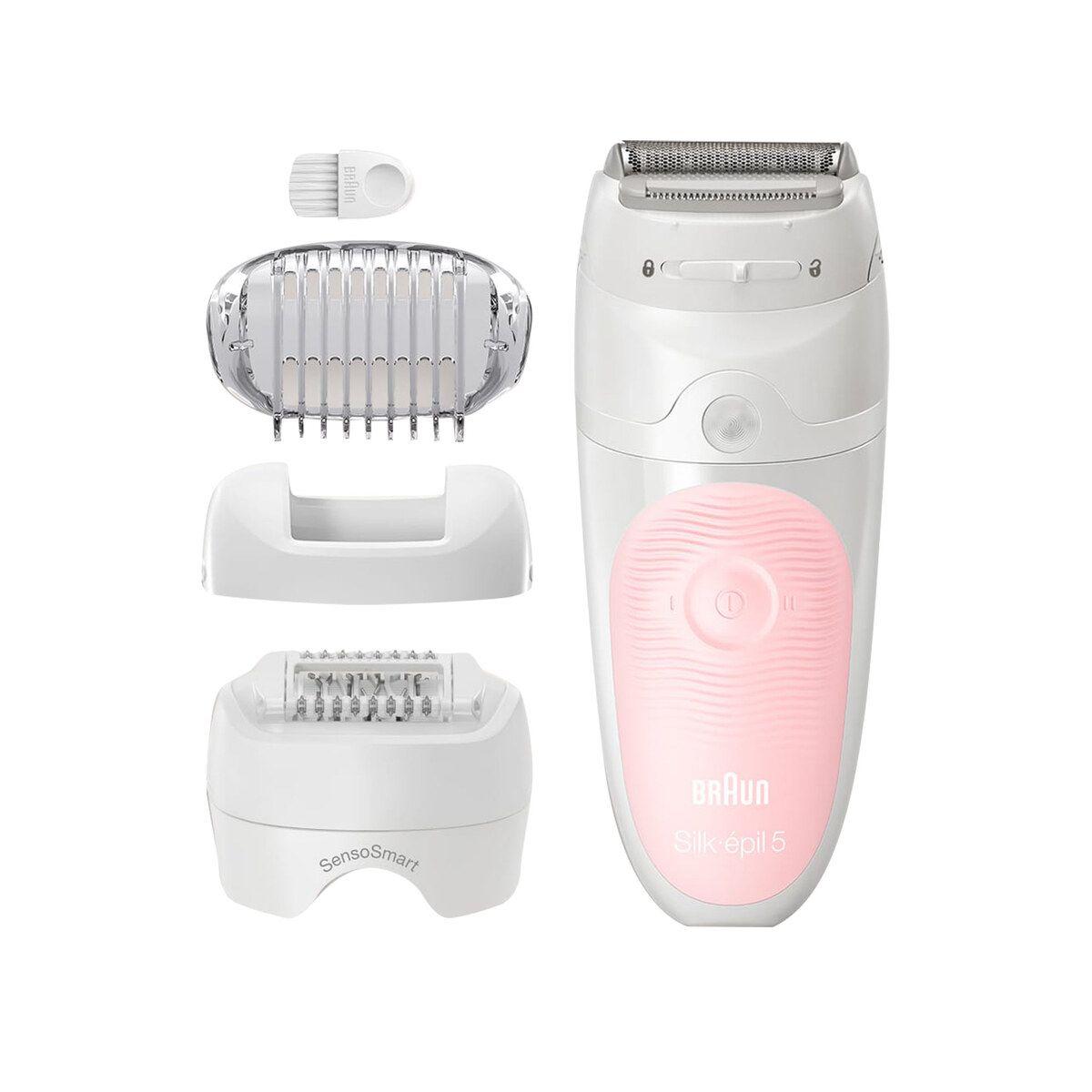افضل انواع ماكينة براون سيلك ابيل 5 لإزالة الشعر واسعارها Hair Removal Electric Shaver Shaver
