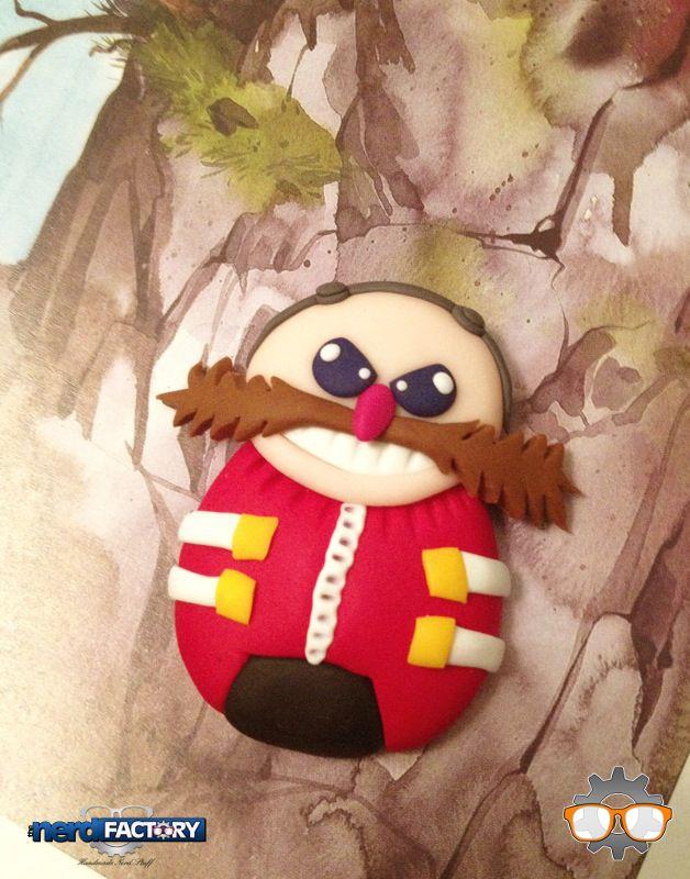 Eggman hand-made!