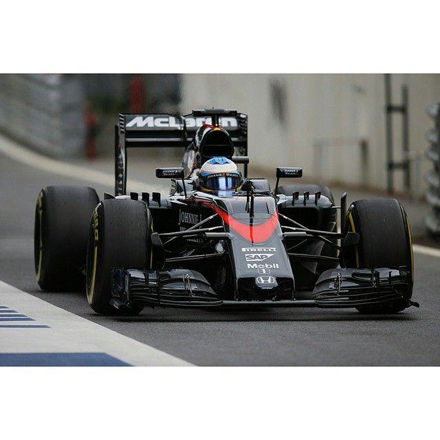 2015 Austrian Grand Prix Red Bull Ring 19 6 2015 14 Fernando
