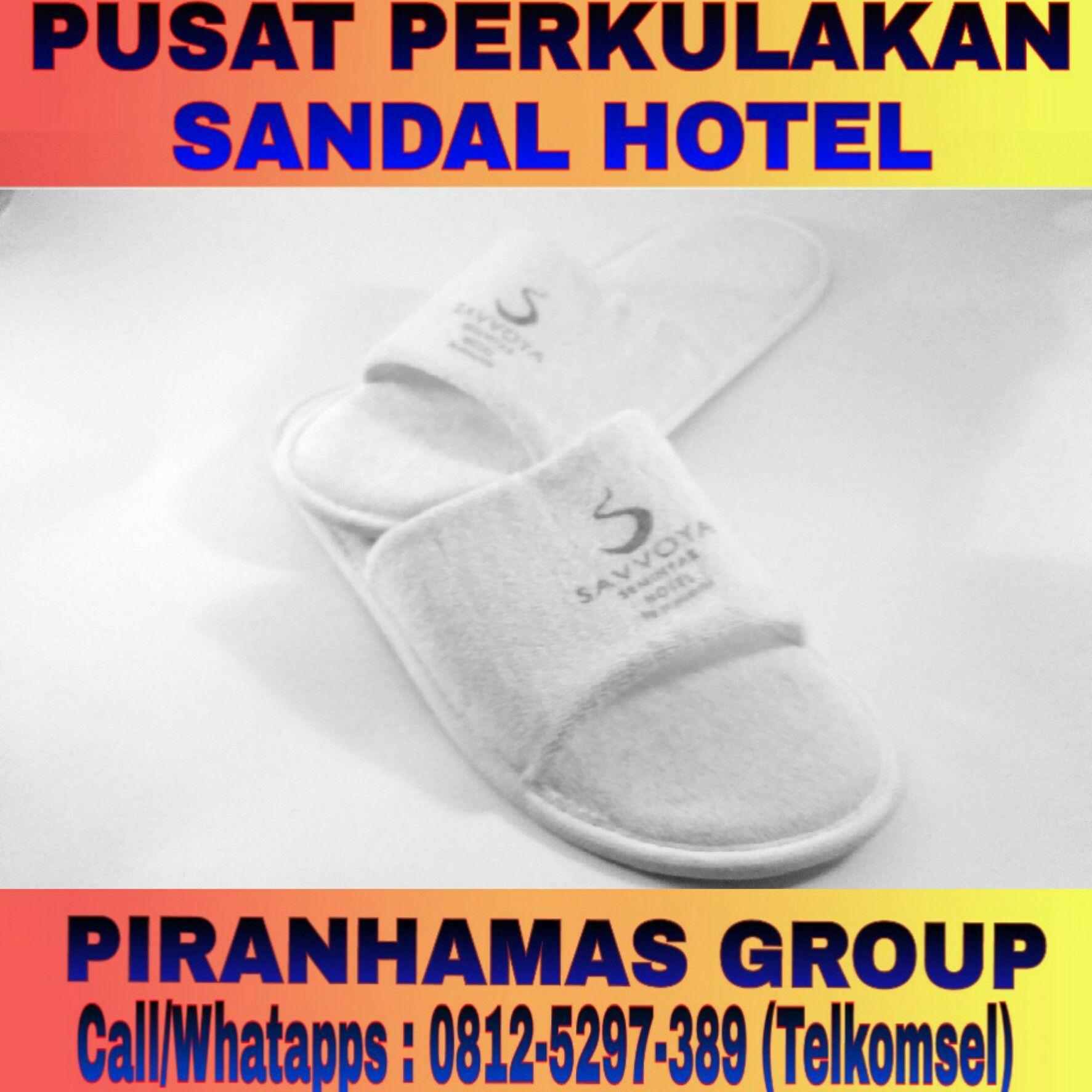 Pengrajin Sandal Hotel Perusahan Amenities Produsen Pusat