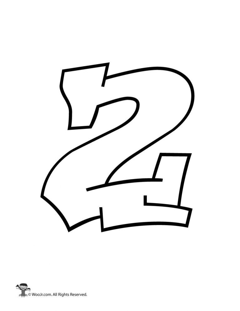 Graffiti Number 2 in 2019 | Graffiti | Graffiti numbers, Graffiti