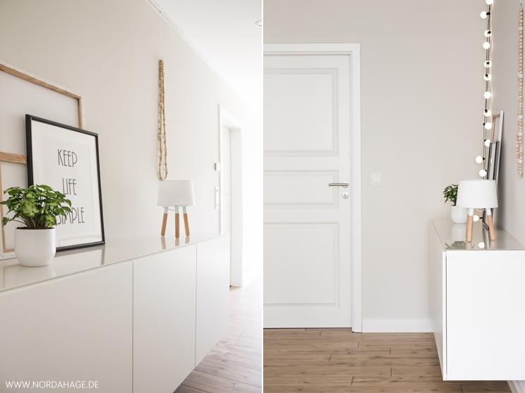 wir renovieren den flur im og vorher nachher teil 3 nordahage alles vom blog. Black Bedroom Furniture Sets. Home Design Ideas