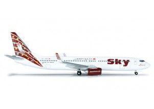 Boeing 737-900 Sky Airlines Herpa 1:500