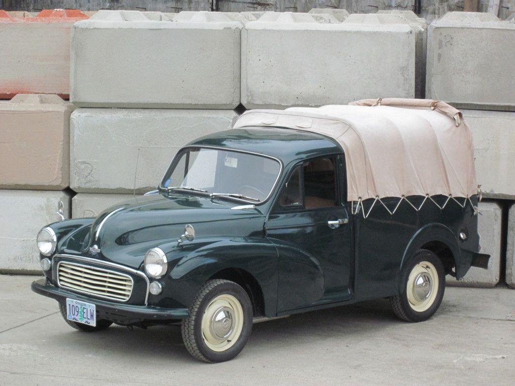 1967 Morris Minor Pick-Up