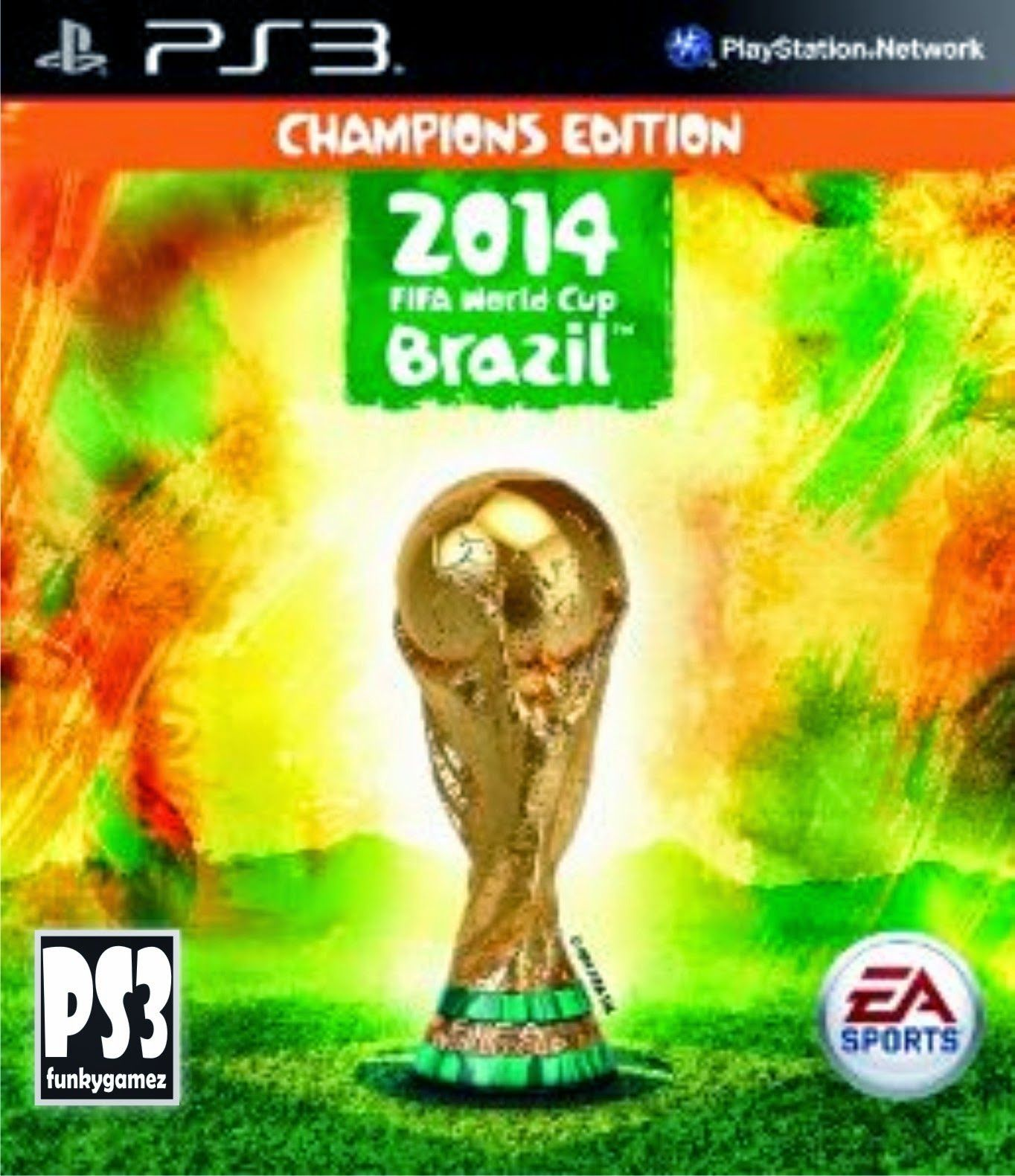 Fifa World Cup Brazil 2014 Ps3 Games Iso Download Fifa World Cup Fifa World Cup