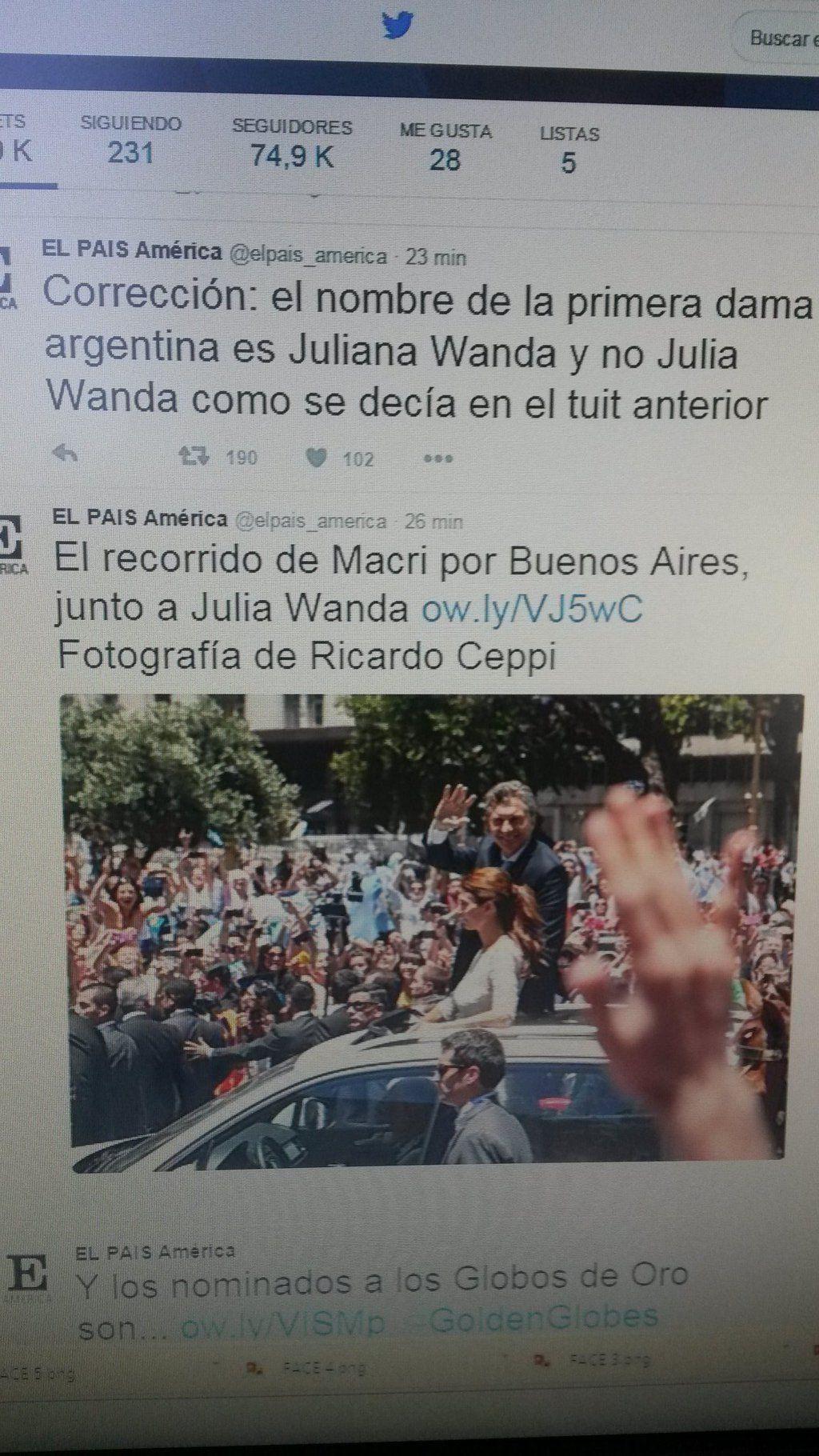 "Sebastián Volterri on Twitter: ""Mientras tanto... en El País, de España... https://t.co/QIj0Ta0kzC"""