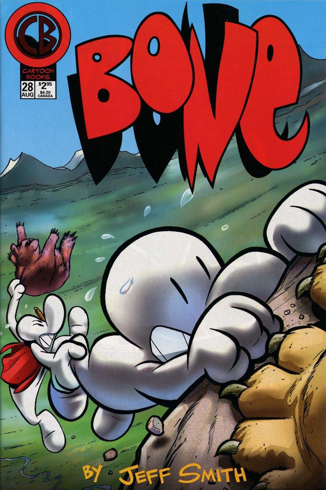 Bone 1991 Issue 28 Read Bone 1991 Issue 28 Comic Online In High Quality Bone Comic Jeff Smith Cartoon Books
