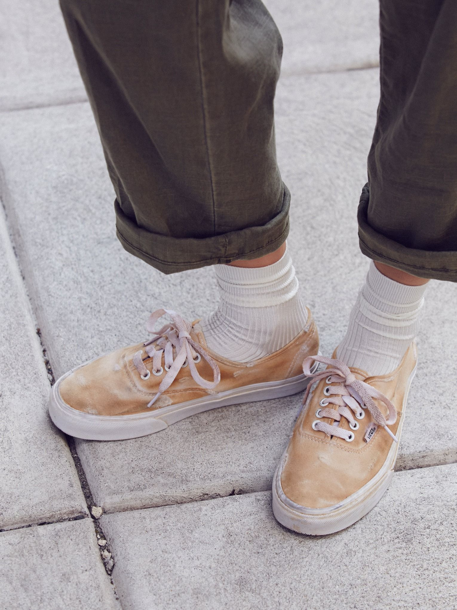 Hand Dyed Authentic Low Sneakers   Sneakers, Sock shoes, Me