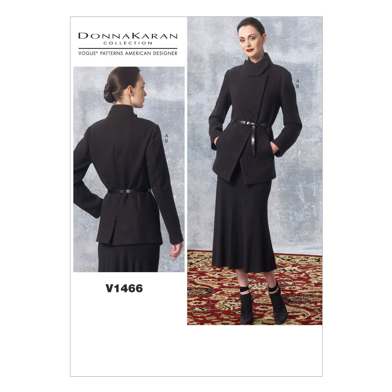 Misses' Jacket and Skirt | Sew.co.uk
