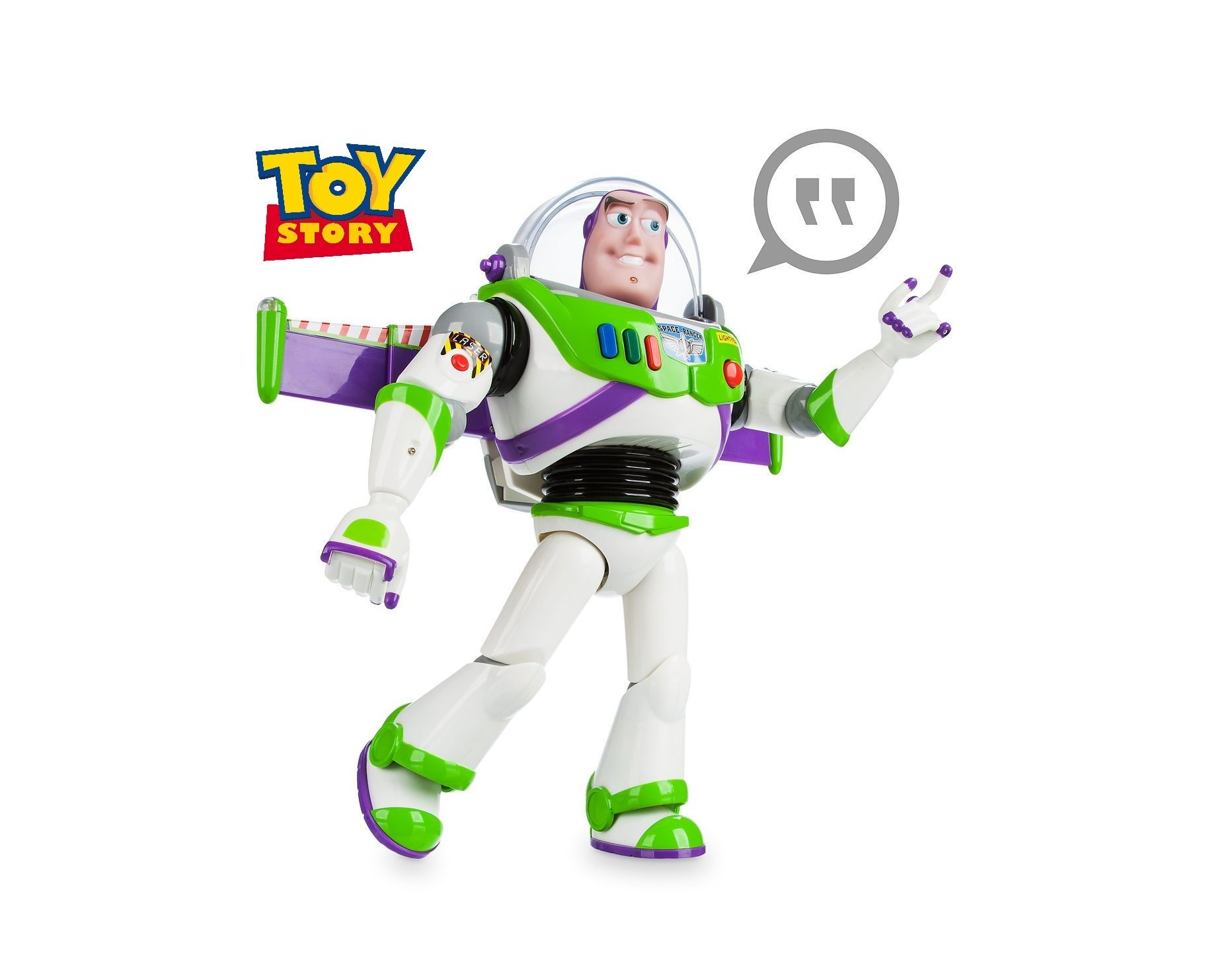 Pin On Buzz Lightyear Toy Story Action Figure