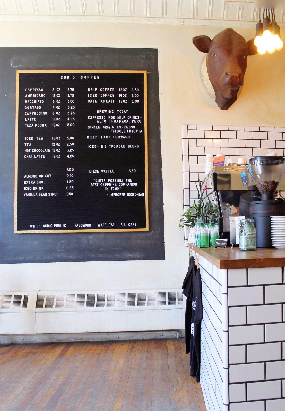 A Few Of The Best Coffee Shops In Boston Best Coffee Shop Coffee Shop Best Coffee In Boston
