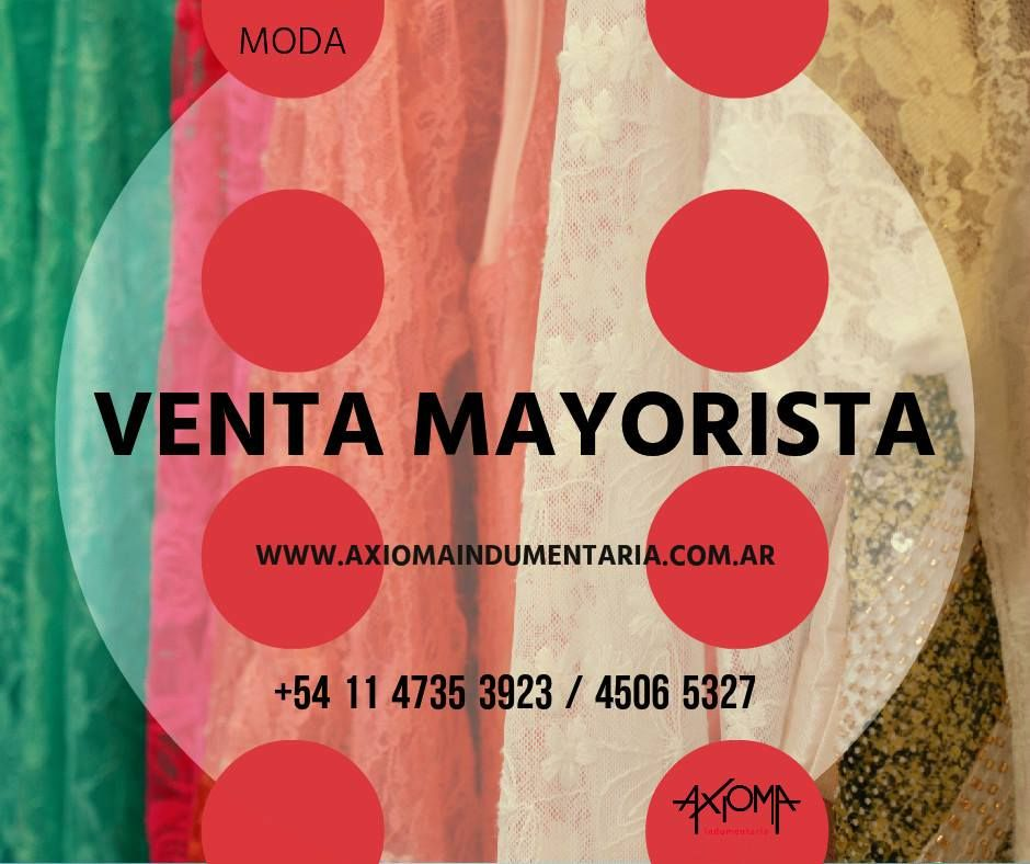 #Mayorista #moda #estilo