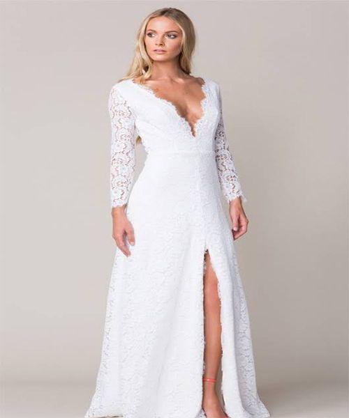 Amazing Sarah Seven 2016 Wedding Dress