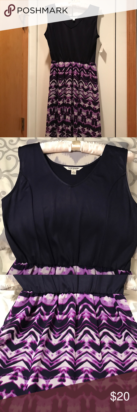 Dress NWT Maxi dress, sleeveless Tantrums Dresses Maxi