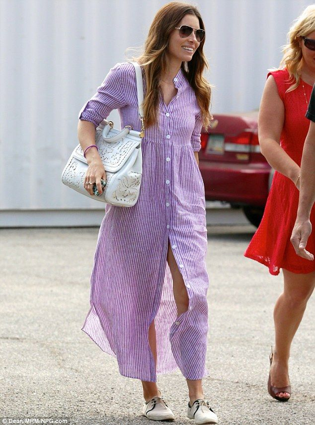 Still tired? Jessica Biel, 32, was spotted visiting a studio in Los Angeles on Tuesday wea...