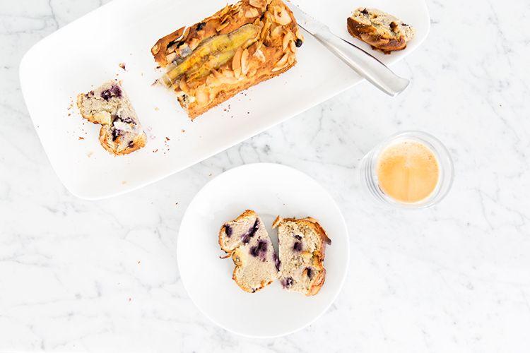 Healthy Banana Bread - Alexa Dagmar