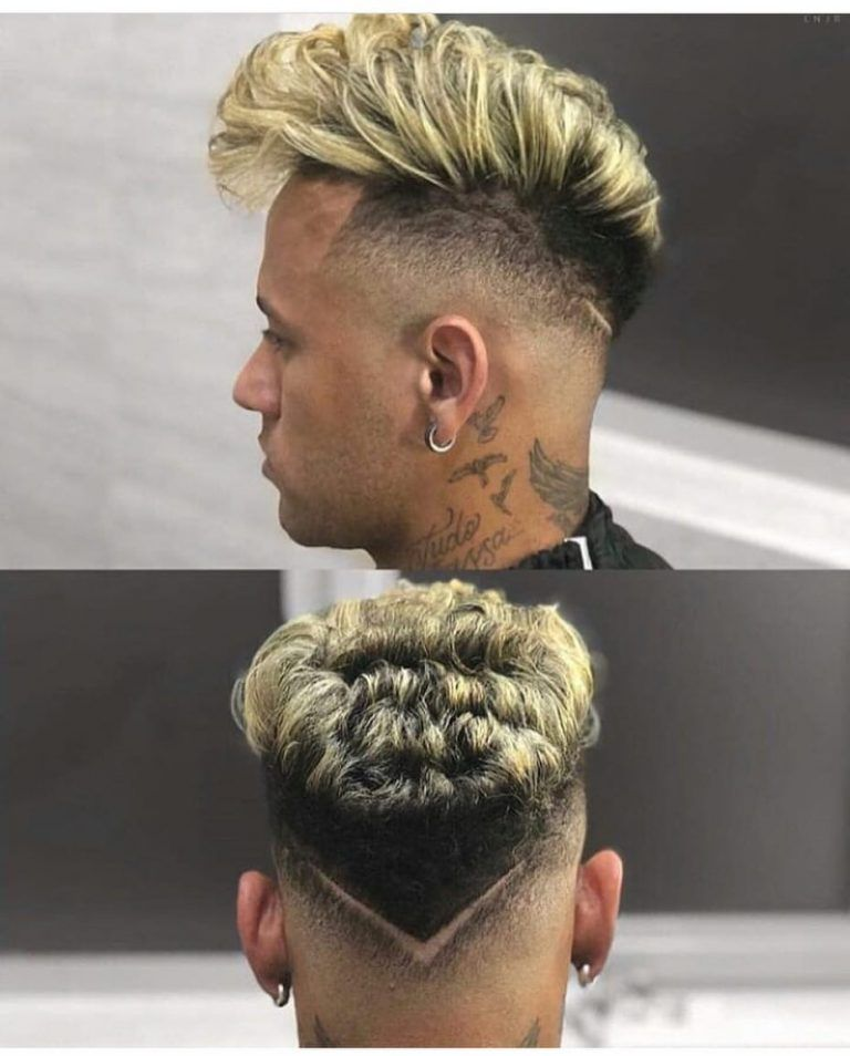 Neymar Haircut 2018 World Cup Neymar Jr Hairstyle Hair And Beard Styles Hair Styles