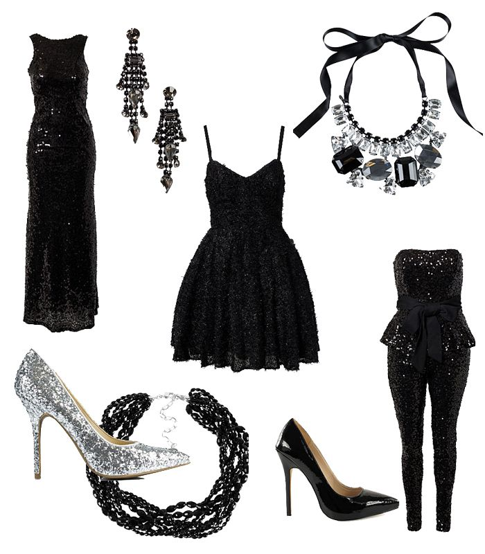 new year's eve outfit inspiration!