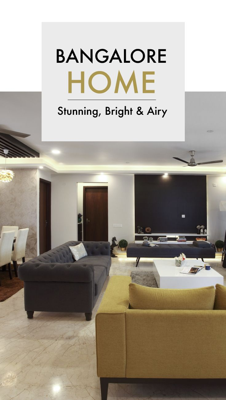 A Beautiful Bangalore Home That Boasts A Seamless Merging Of Design Aesthetics. Tour This Home