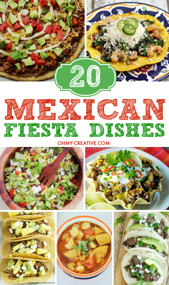 Ideas For Mexican Dinner Party Part - 19: Mexican Food Recipes For Cinco De Mayo