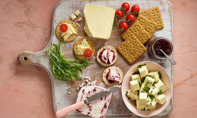 Vegans, rejoice! Asda's new cheese board means you don't ...